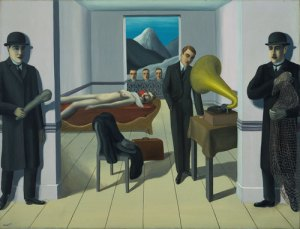 magritte_ren_the menaced assassin_1927_moma