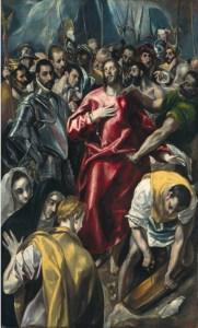Entkleidung Christi (El Espolio)