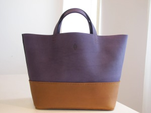 basket bag 2 colours