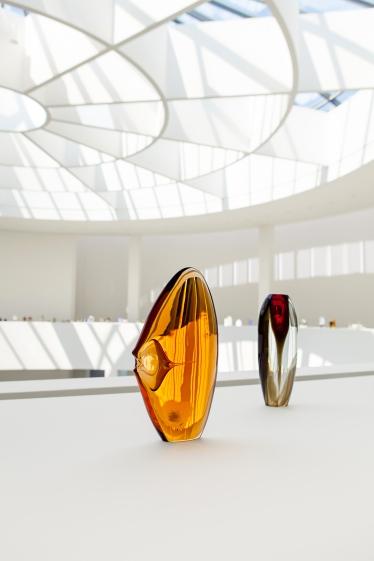 Murano. Milano. Venezia. Glas - die Ausstellung der Neuen Sammlung